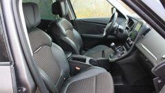 Renault Scenic 1.6 dCi Bose: i sedili offrono un buon contenimento laterale