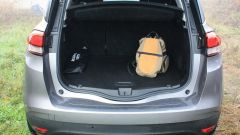 Renault Scenic 1.6 dCi Bose: il bagagliaio da 506 litri