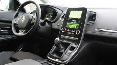 Renault Scenic 1.6 dCi Bose: la plancia con l'impianto multimediale R-Link 2