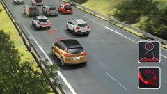 Renault Scenic 2016: i lcruise control adattivo