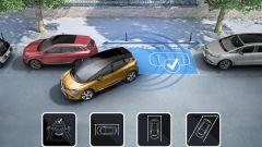 Renault Scenic 2016: la funzione di parcheggio automatico