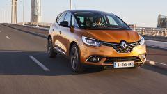 Renault Scenic 2016: vista 3/4 anteriore