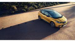 Renault Scenic 2016: vista dall'alto