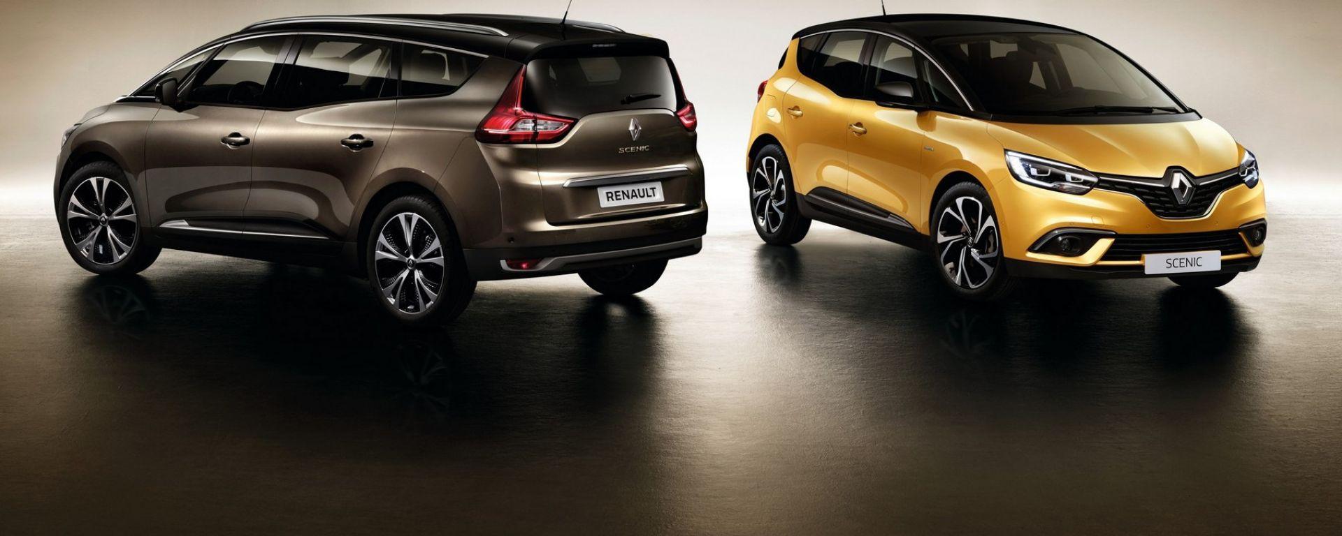 Renault Scénic, anche lei sacrificata dal piano industriale?
