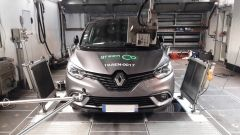 Renault Scénic dCi 150, 3 stelle Green NCAP