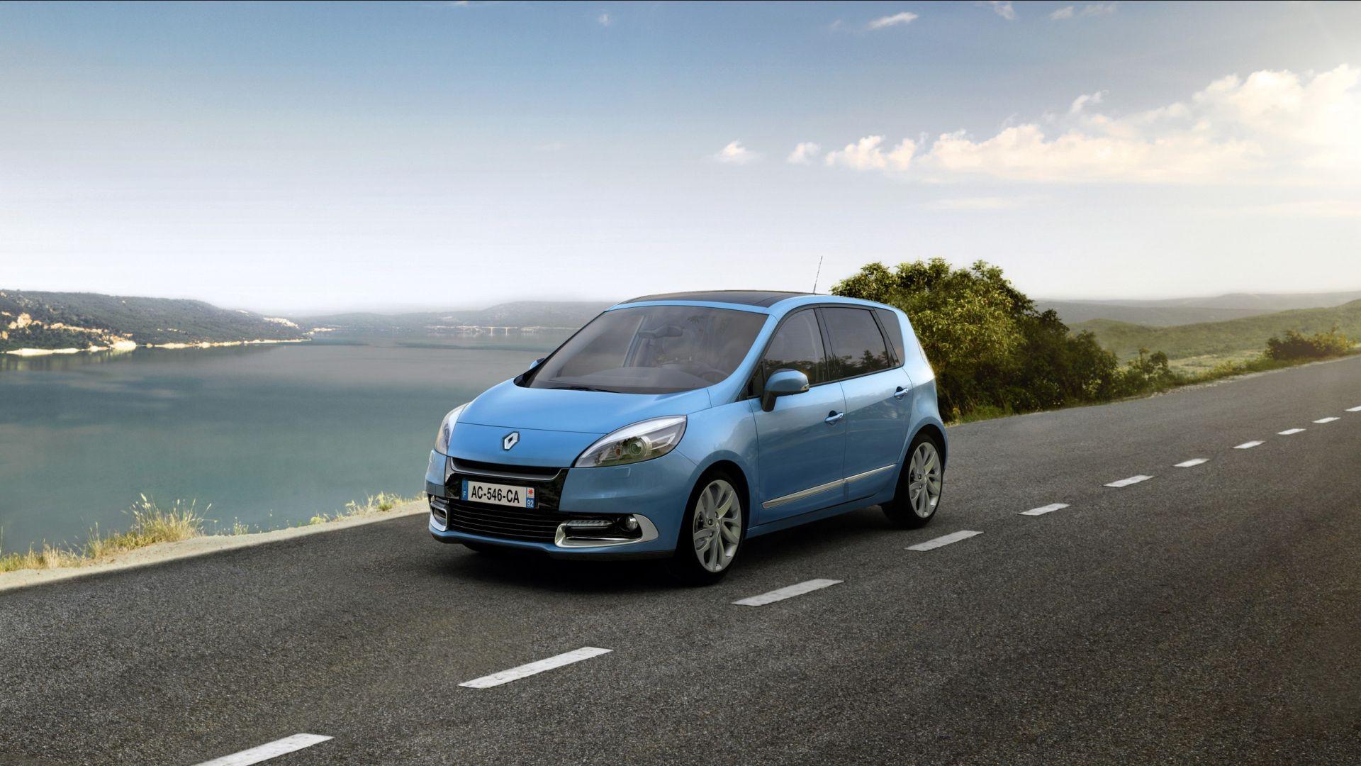 Immagine 36: Renault Scénic e Scenic X-Mod 2012