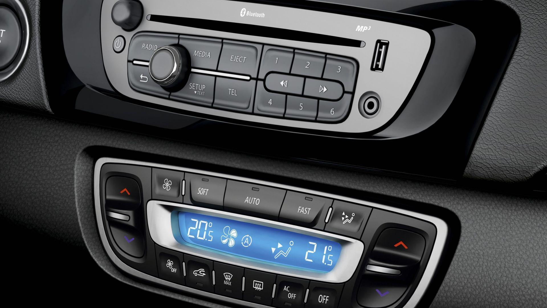 Immagine 44: Renault Scénic e Scenic X-Mod 2012