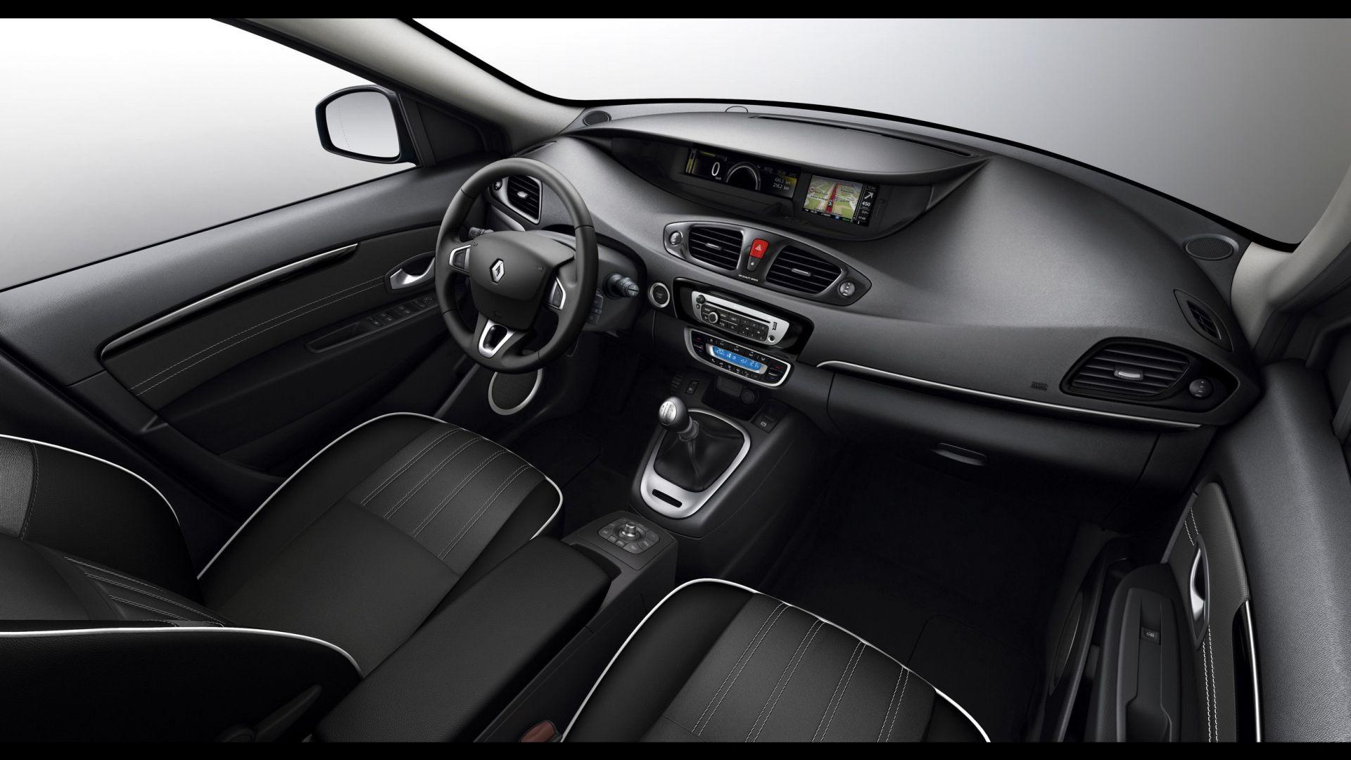 Immagine 43: Renault Scénic e Scenic X-Mod 2012