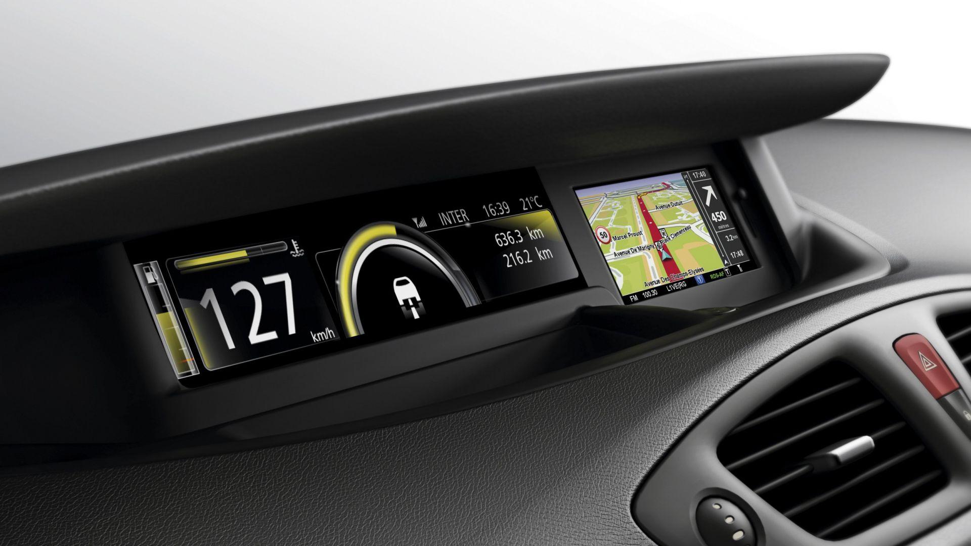 Immagine 42: Renault Scénic e Scenic X-Mod 2012