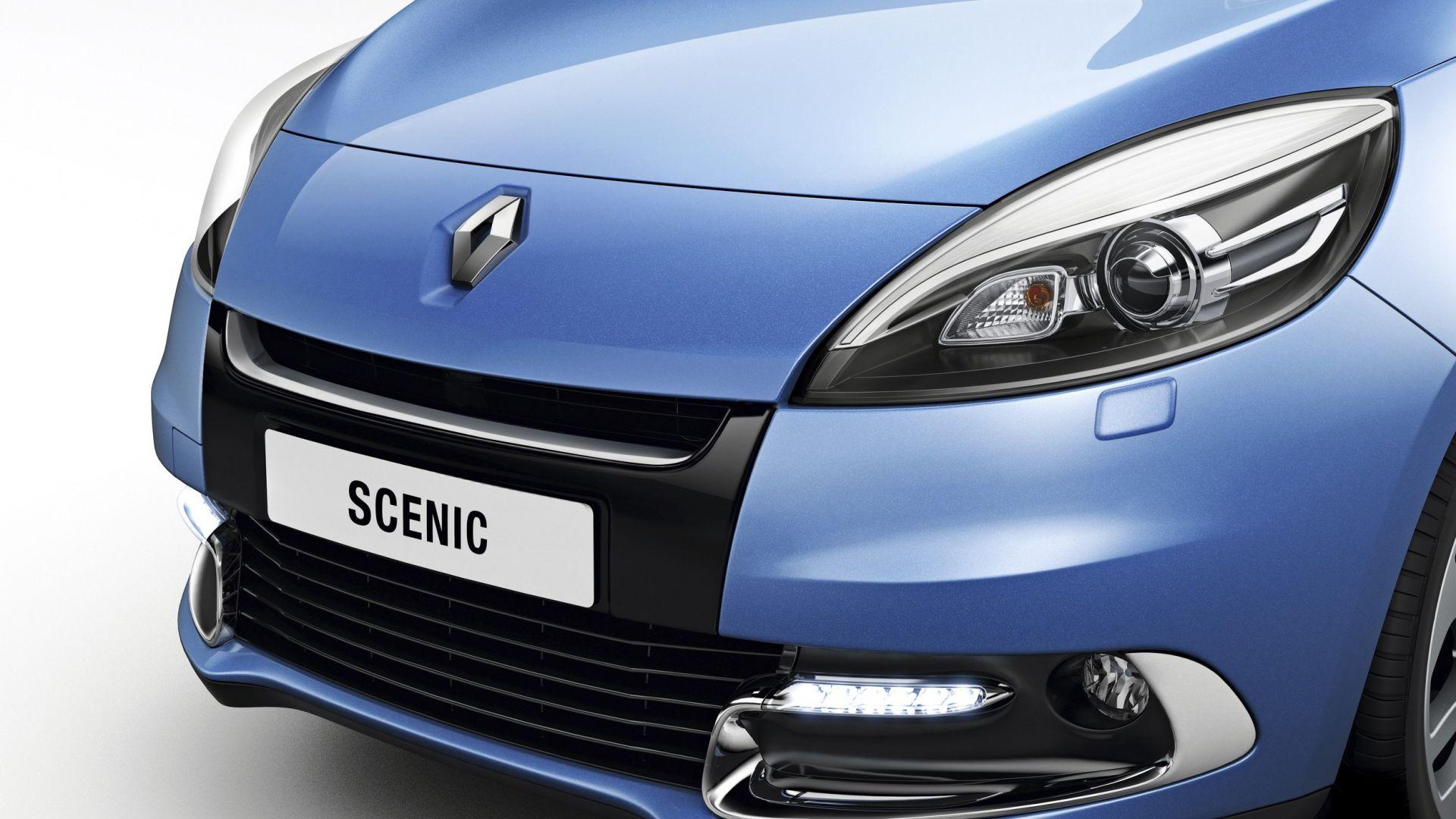 Immagine 2: Renault Scénic e Scenic X-Mod 2012
