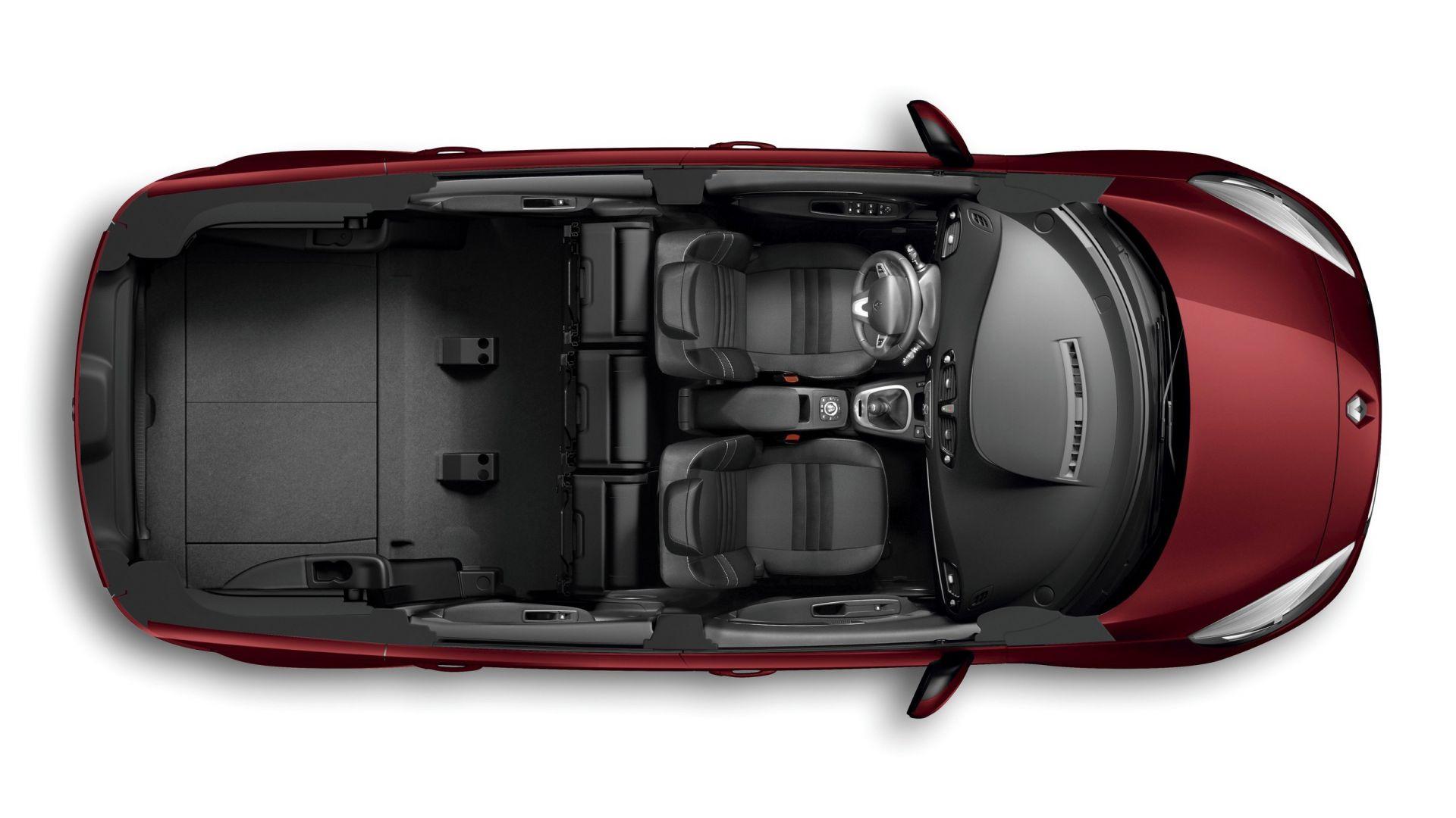 Immagine 16: Renault Scénic e Scenic X-Mod 2012
