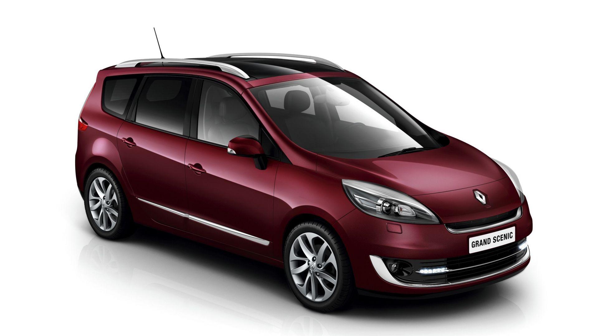 Immagine 23: Renault Scénic e Scenic X-Mod 2012