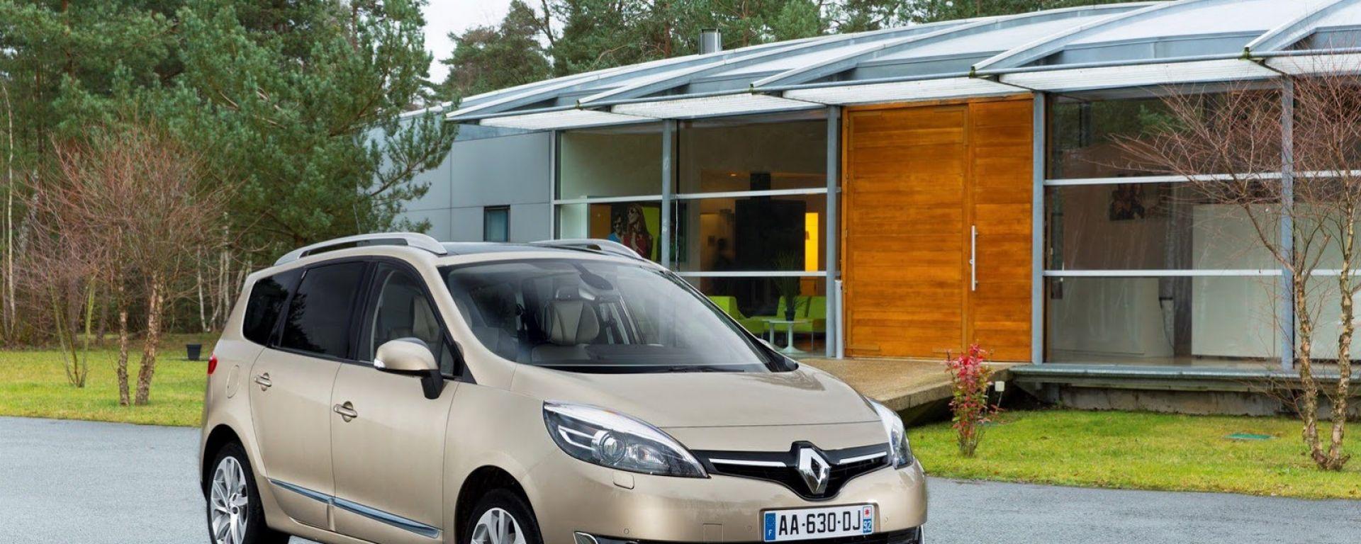 Renault Scénic e XMOD 2013