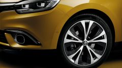 Renault Scénic, ha i cerchi da 20'' di serie