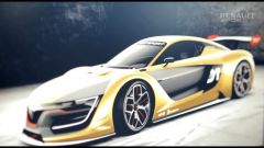Renault Sport R.S. 01 Genesis - Immagine: 8