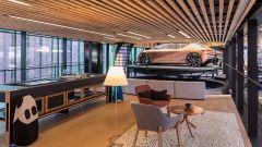 Renault Symbioz: l'auto a guida autonoma è di casa - Immagine: 14