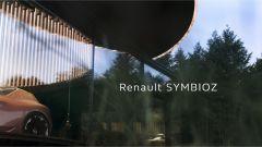 Renault Symbioz, la mobilità del futuro a Francoforte 2017