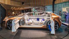 Renault Symbioz: l'auto a guida autonoma è tutt'uno con la casa
