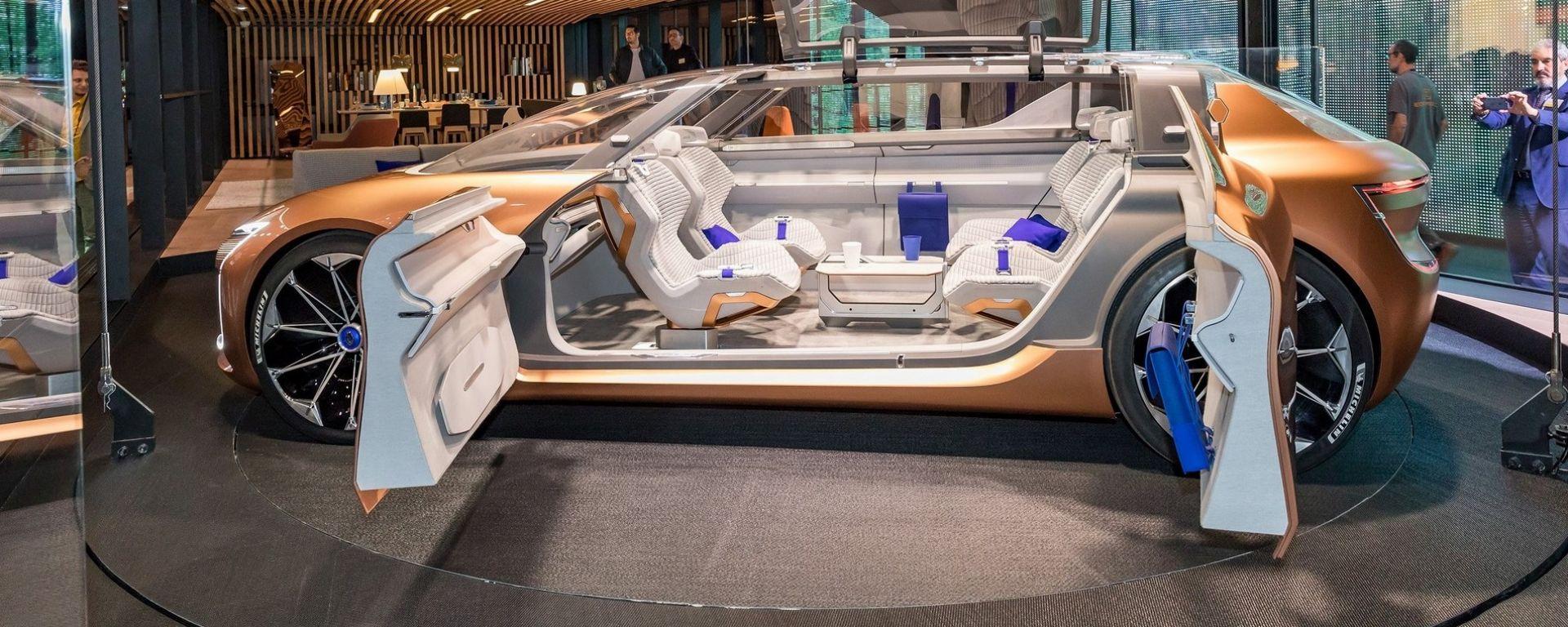 Renault Symbioz, l'auto e la casa sono un tutt'uno