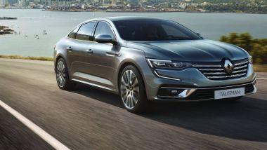 Renault Talisman: capolinea?