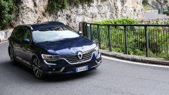 Renault Talisman condivide lo stesso frontale con la berlina