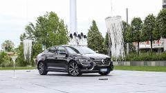 Renault Talisman: il 4Control alla prova
