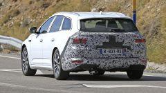 Renault Talisman: il facelift in immagini