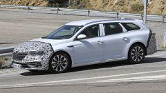 Renault Talisman: il facelift in uno scatto