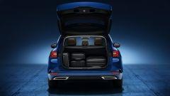 Renault Talisman Sporter conta su un bagagliaio di 572 litri utili sino alla cappelliera