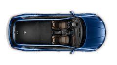 Renault Talisman Sporter ha un bagagliaio che può trasportare oggetti lunghi sino a 2 metri