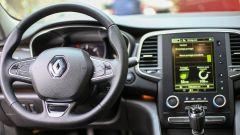 Renault Talisman Sporter monta una schermo da 8,7 pollici