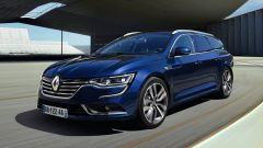 Renault Talisman Sporter: prova, dotazioni e prezzi. Guarda il video - Immagine: 8