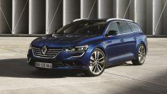 Renault Talisman Sporter: prova, dotazioni e prezzi. Guarda il video - Immagine: 11