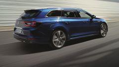 Renault Talisman Sporter: prova, dotazioni e prezzi