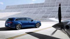 Renault Talisman Sporter: prova, dotazioni e prezzi. Guarda il video - Immagine: 12