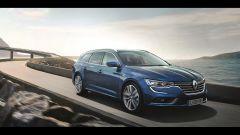 Renault Talisman Sporter: prova, dotazioni e prezzi. Guarda il video - Immagine: 13