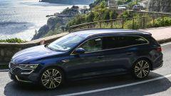 Renault Talisman Sporter: prova, dotazioni e prezzi. Guarda il video - Immagine: 6