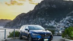 Renault Talisman Sporter: prova, dotazioni e prezzi. Guarda il video - Immagine: 35