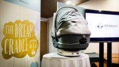 Renault The Dream Cradle: un prototipo simula il cullare dell'auto  - Immagine: 1