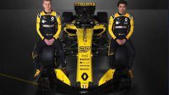 Renault toglie i veli alla monoposto di F1 chiamata RS18 - Immagine: 4
