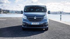 Renault Traffic 2019: dettaglio anteriore