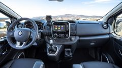 Renault Traffic 2019: la plancia