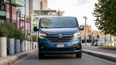 Renault Trafic 2019, nuovo motore diesel 170 cv