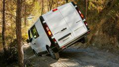 Renault Trafic alla prova dell'offroad