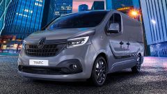 Renault Trafic Black Edition: il frontale