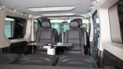 Renault Trafic Spaceclass: business lounge per 8  - Immagine: 10