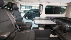 Renault Trafic Spaceclass: business lounge per 8  - Immagine: 11