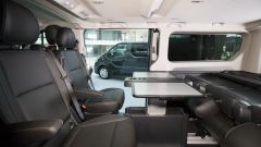 Renault Trafic Spaceclass: business lounge per 8  - Immagine: 12