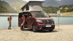Renault presenta il suo nuovo camper-van Trafic SpaceNomad