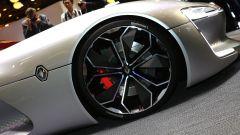 Renault Trezor, cerchio